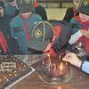 Rikki Tikki helping Tom with his candles
