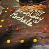 Michele's bday cake