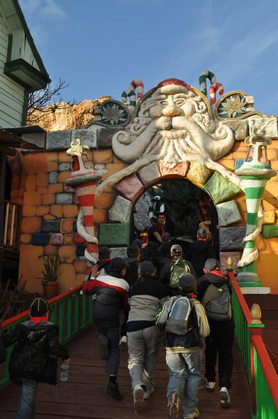 Santa's Town!!