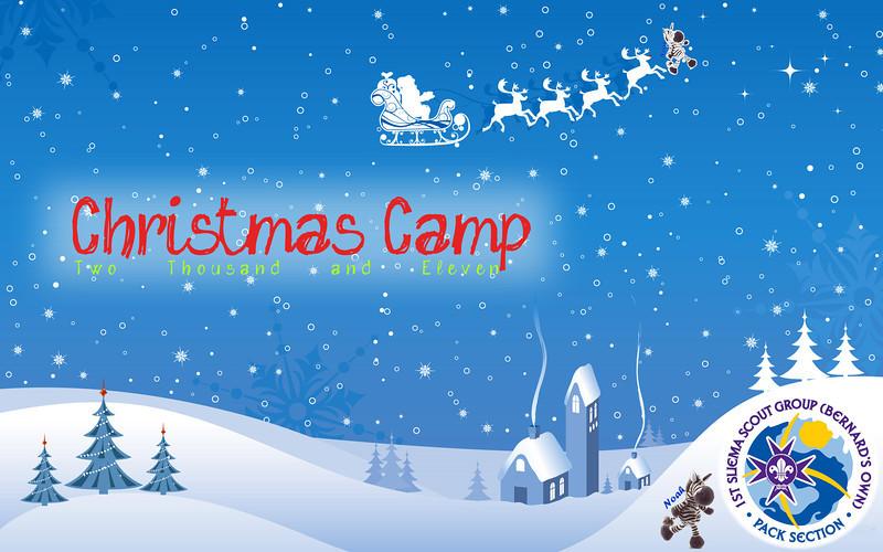 Sliema Cubs Christmas Camp 2011 - Cover Photo