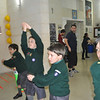 as you can see...all the cubs got into the mood of dancing! :) our aim was achieved!