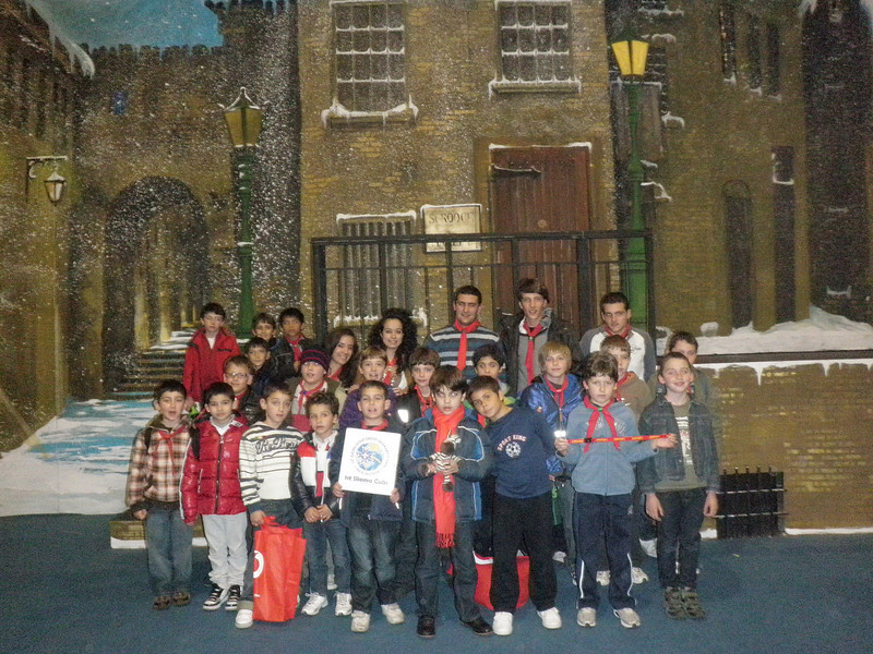Group Photo - Panto - 1st Activity of 2011!!