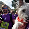 Toby! Our live Mascot Runner! :)