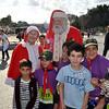 Santa came to say hello too!