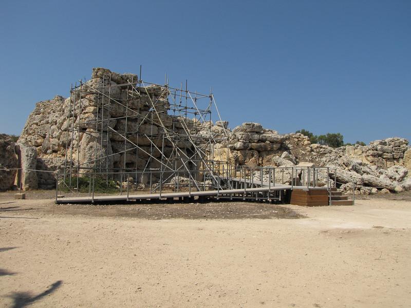 Photo taken from collection of Cub Tim - Ggantija Temples