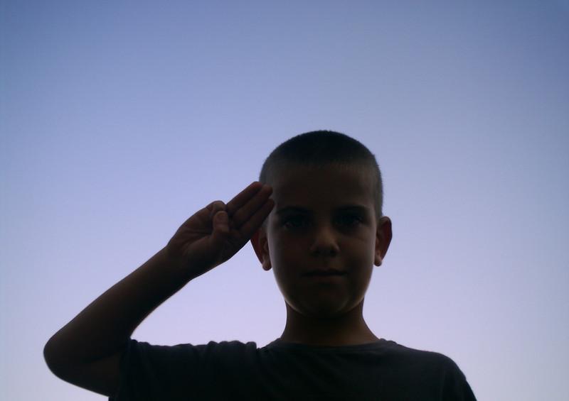 Photo taken from collection of Cub Seb C - Scouting Spirit