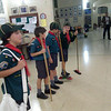 Cubs perform for the Entertainers arrow
