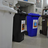 Our New Recycling Bins at HQ!