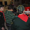 Cubs gather to see the present