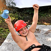 Cub Michael breaks the Sliema Cub record for Bungee Reach this camp!