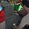 Sand Sculpture Competition Begins!