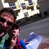Treasure Hunt Funny Photo - Bepper & Chris