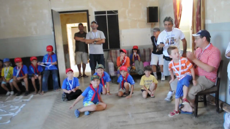 VIDEO: Baden Powell Six WIN Summer Camp!! Well Done! :)