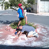 Treasure Hunt Funny Photo - Paolo & Joseph