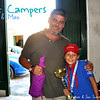 BEST CAMPER WINNERS - Father & Son