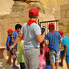 After mass, the Cubs were lucky enough to be able to explore the underworld of Cittadella thanks to Wirt Ghawdex and the lovely volunteer who opened just for the Cubs on Sunday! The Cubs experienced the  Gunpowder magazine, the battery, went INSIDE the Grain Silos (so cool!!) and even war shelters!