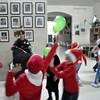 Filling Santa's sack