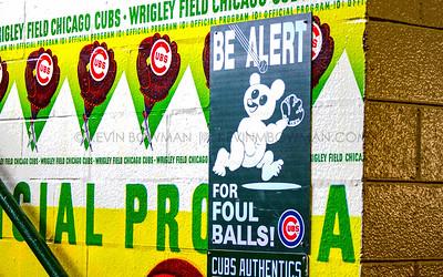 Wrigley Field in Chicago, IL