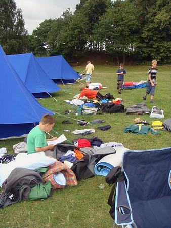 Cub Camp 2010