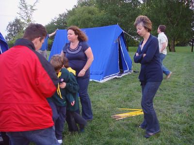 Cub Camp April 2011