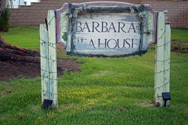Barbara Tea House