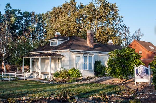 Chaffey Garcia House