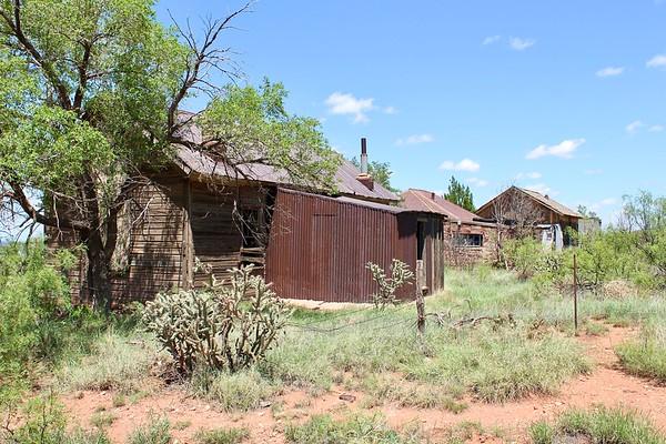 Abandoned homes (2020)