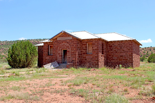 Historic Cuervo School (2020)