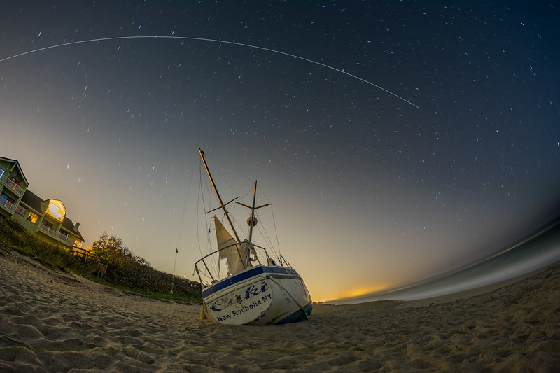 International Space Station and Cuki