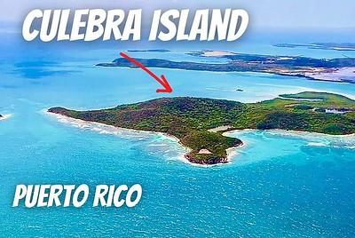 Culebra Island , Puerto Rico