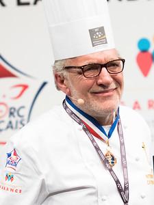 Joël MAUVIGNEY, président fondateur de l'International Catering Cup