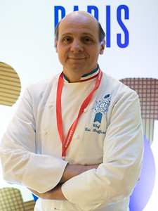 ERIC BRIFFART au salon OMNIVORE