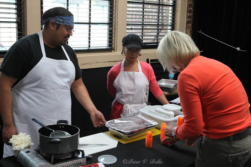 Culinary Fight Club Taste Challenge # 6