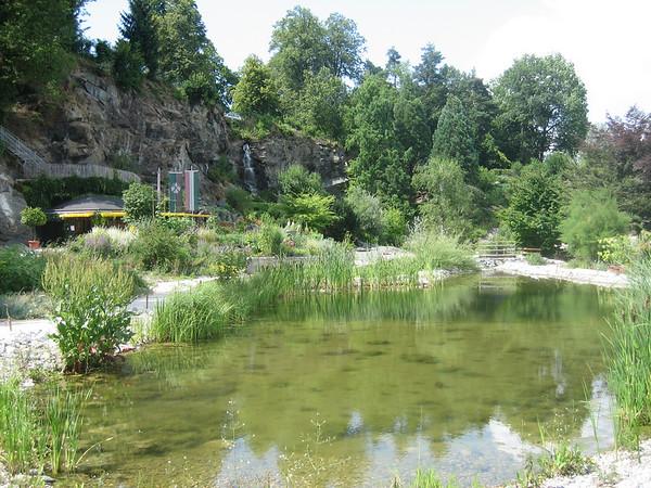 Gardens in Austria