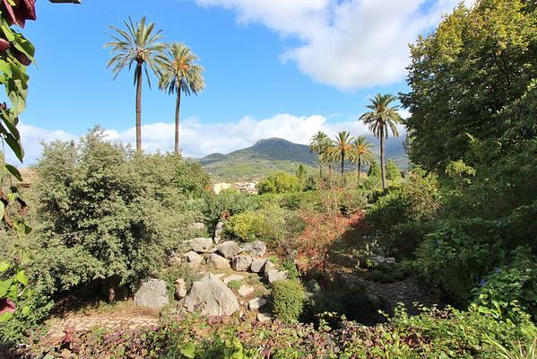 Gardens in Mallorca