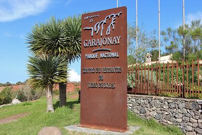 (garden at Centro de Visitantes de Juego de Bolas)
