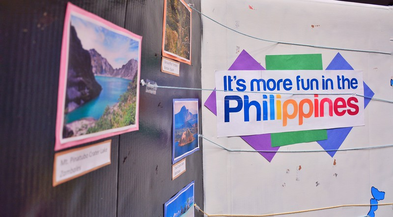 An international cultural feast you should not miss in K-State. Philippines  4/12/2018 (Bill Zhu | Collegian Media Group)
