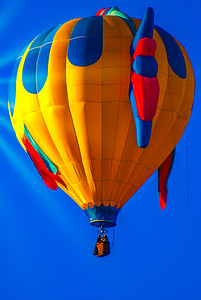 Mass Ascension of Balloons 10