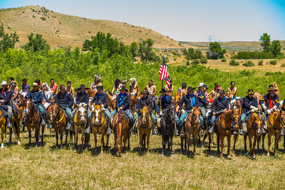 Army 7th Cavalry And Plains Indians 2