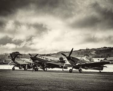 DeHavilland Mosquito & Warbirds @ Ardmore