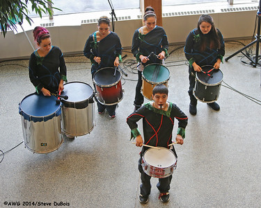 Doyon lunch time cultural event 3/19