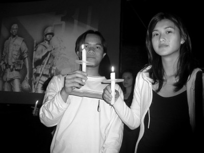 Black April 2004 (VAYA's FIRST event!)