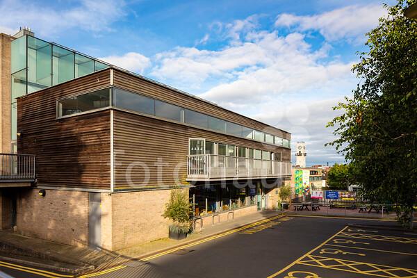 Attenborough Arts Centre, University of Leicester