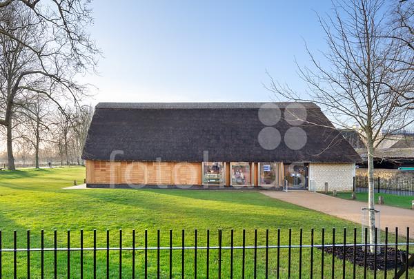 Christ Church Visitors Centre, Oxford