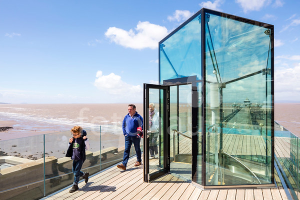 Visitor Facilities, Clevedon Pier