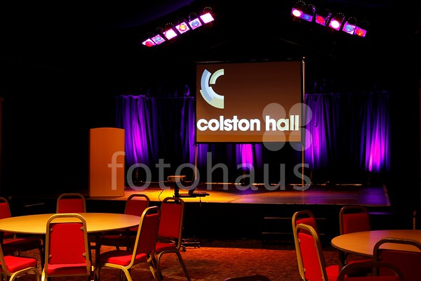 Project name: Colston Hall Concert Hall || Location: Bristol City Centre  || Description: Colston Hall Bristol Byzantine Grade II listed building, built  in the1860s.  || Architect: Foster & Wood || Developer/Client: Bristol City Council
