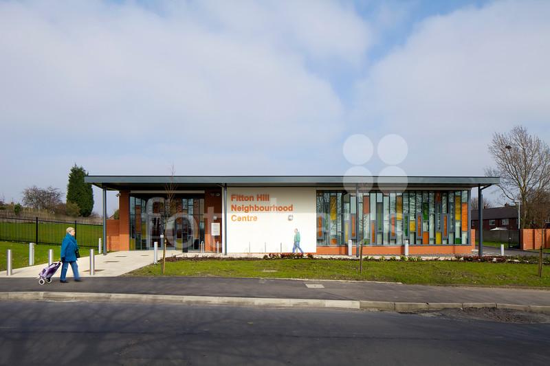 Fitton Hill Neighbourhood Centre