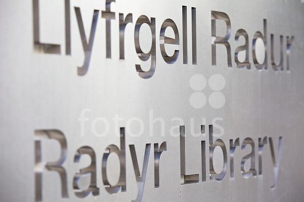 Radyr Library, Cardiff
