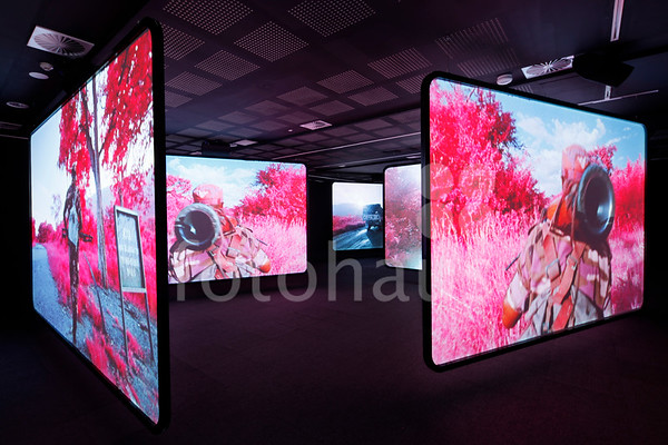 Richard Mosse COFA Sydney Exhibition