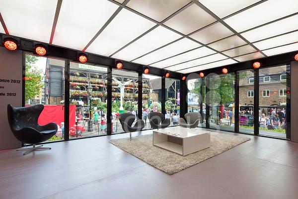 TV2 London 2012 Olympic studio